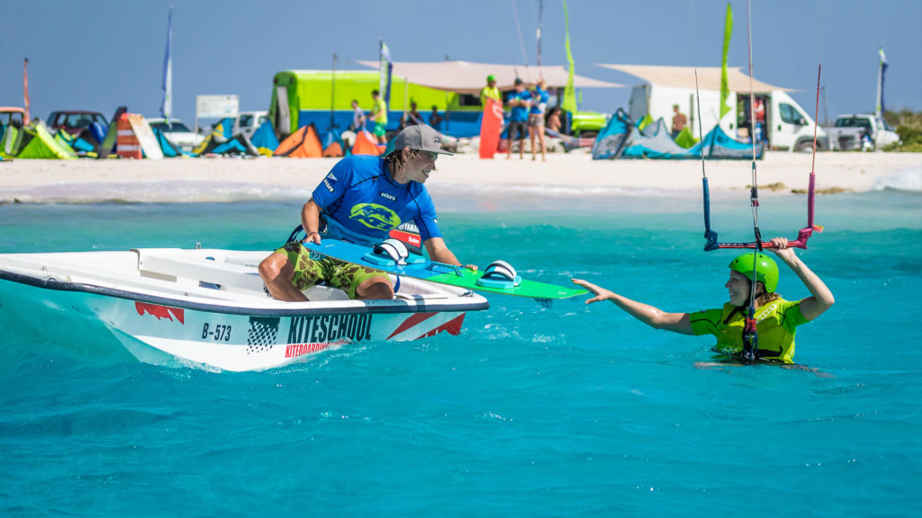 Kiteboarding Bonaire Marketing Match Bonaire